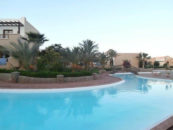 Three Corners Palmyra Resort: Super basen