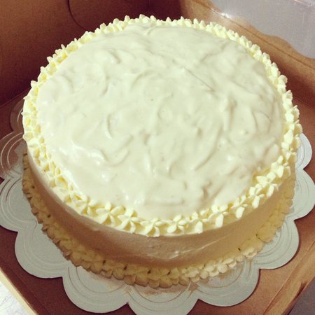 Ciao Koh Chang: Young coconut cake
