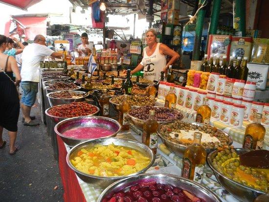 Dan Tel Aviv Hotel : Carmel Market