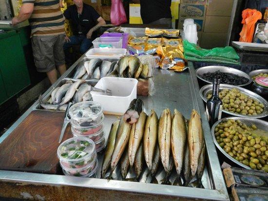 Dan Tel Aviv Hotel: Carmel Market
