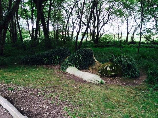 The Lost Gardens of Heligan : The Maid
