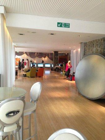 Sanderson London Hotel: Reception