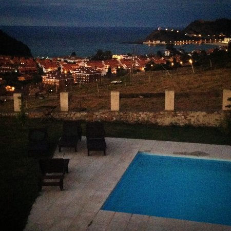 Hotel Villadesella : Vistas desde la terraza