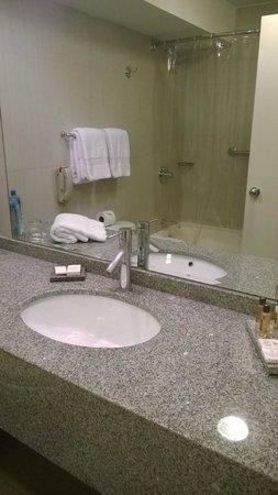 NM Lima Hotel: baño