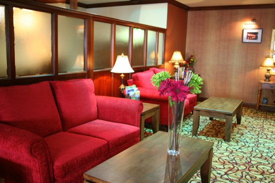 Hotel Newport: Residents Lounge