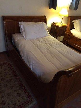Park Hotel Villa Carpenada : letto in stile