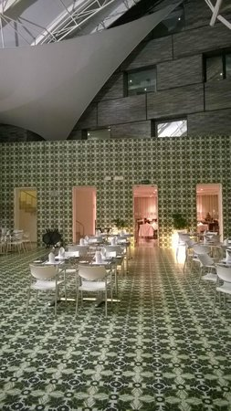 NM Lima Hotel: cafeteria