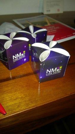NM Lima Hotel: detalle diario