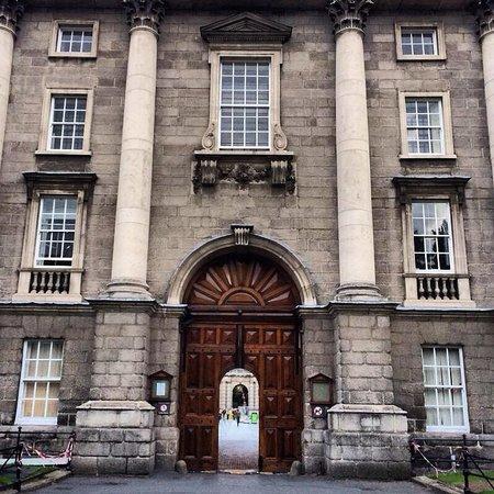 Trinity College Dublin: Lindo!!!