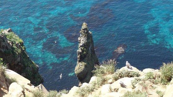 Teuri Island: Akaiwa