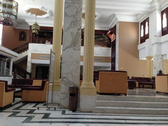 Joya Paradise : Hall d'entrée