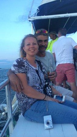 Island Time Sailing: Enjoying our cruise