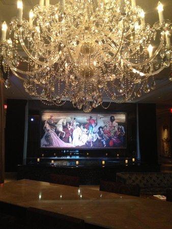 Hotel ZaZa Houston: Beautiful lobby