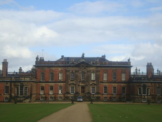 Wentworth Woodhouse: Photo from my trip to Wentworth -
