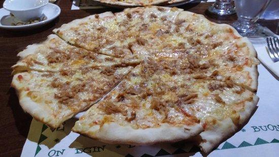 Pizzeria EL Cobert: Pizza atún