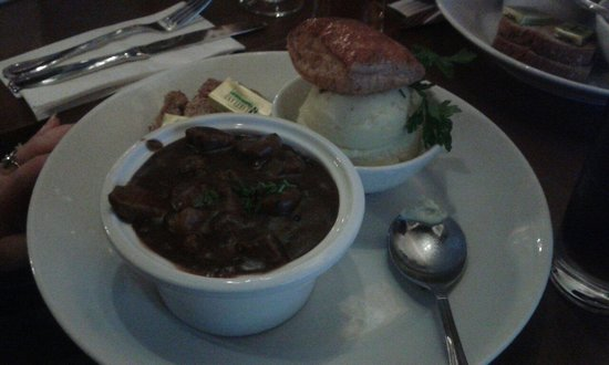 Braised Beef & Guinness Stew - Foto di The Old Mill Restaurant ...