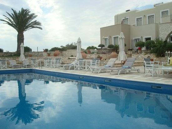 Kallisti Rooms & Apartments : Piscina