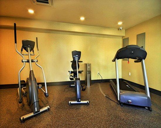 Holiday Inn Express Mountain View - S Palo Alto: Fitness Center