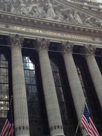 The Wall Street Experience - Wall Street Tours: Stock exchange