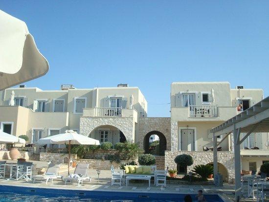 Kallisti Rooms & Apartments : Hotel