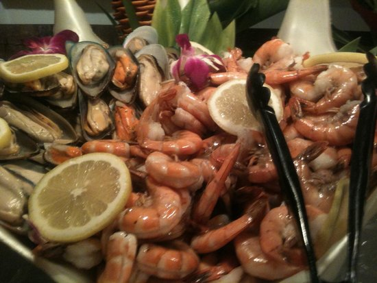 Kauai Beach Resort: Seafood Buffett