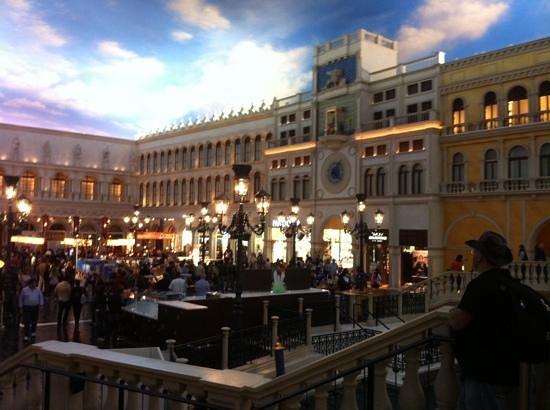 The Venetian Las Vegas Restaurants Square