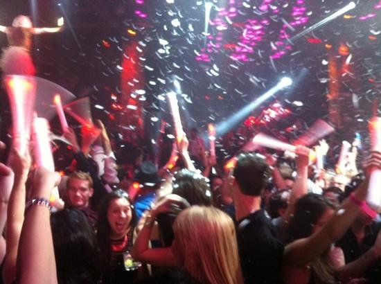 The Venetian Las Vegas: nightclub