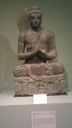 Glenbow Museum: Buddha Teaching