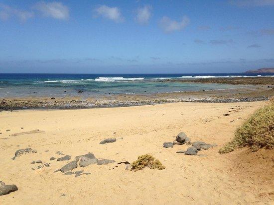 Islas Graciosa: De camino a la playa de las conchas