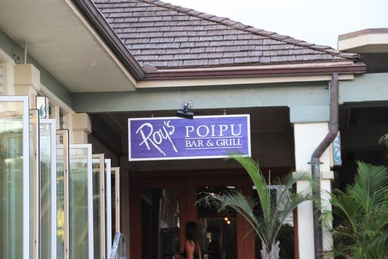 Roy's Poipu Bar & Grill