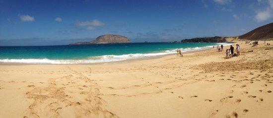 Islas Graciosa: Playa de las conchas
