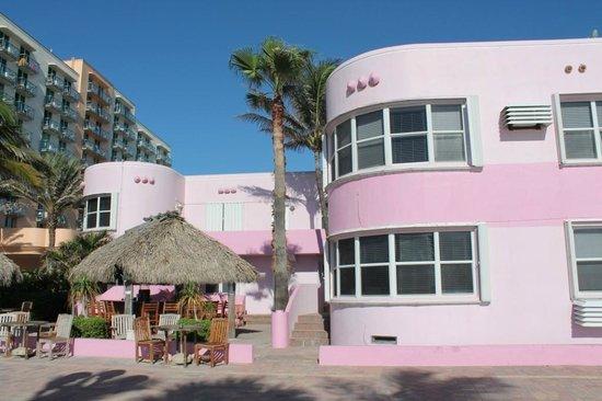 WalkAbout Beach Resort: L'hôtel