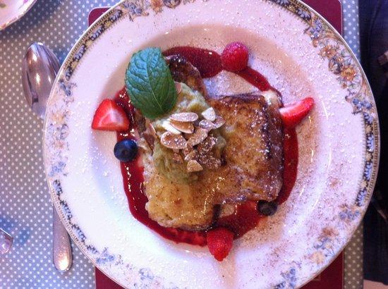 The Herons Rest Boutique Bed & Breakfast: Breakfast