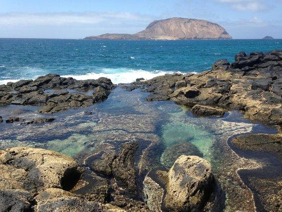 Islas Graciosa: Piscinas