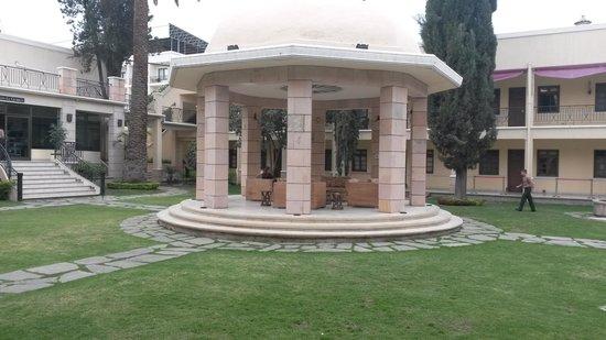 Gran Hotel Cochabamba : Patio interno