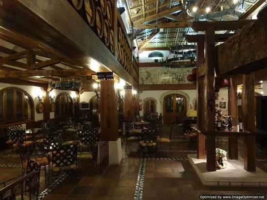 Hotel Area Tudanca-Aranda: Lobby