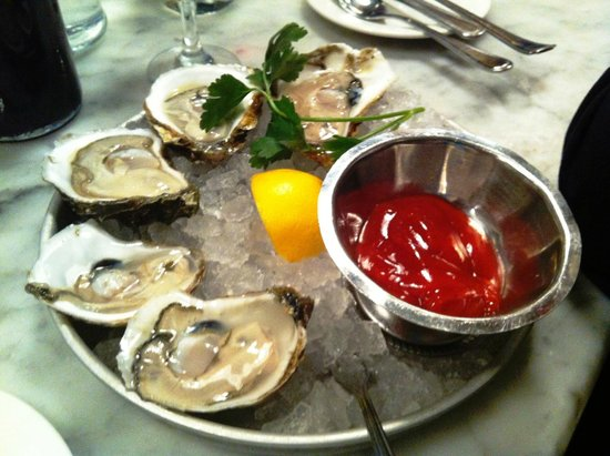 Sotto Mare Oysteria & Seafood: Oysters