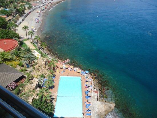 Diverhotel Aguadulce: desde la terraza