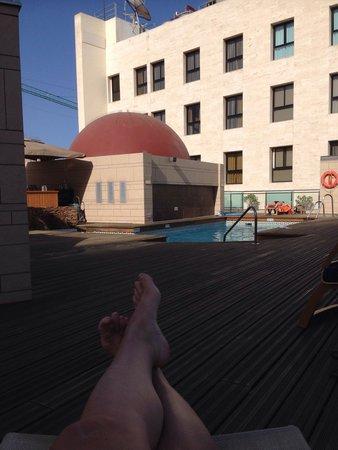 AC Hotel Almeria : Piscina