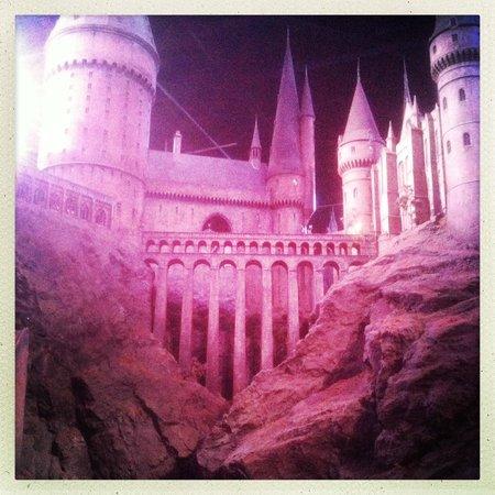 Warner Bros. Studio Tour London - The Making of Harry Potter: hogwarts