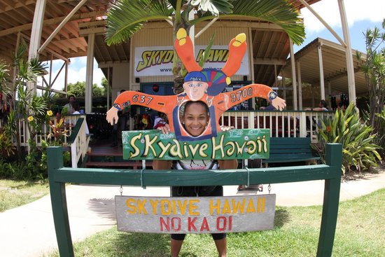 Skydive Hawaii: No Ka Oi!