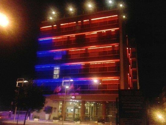 Hotel Mercure Siracusa Prometeo : De noche