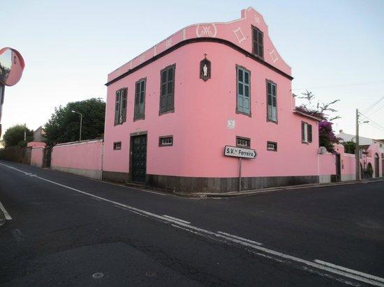 Sao Vicente Ferreira, Portekiz: vue extérieur du domaine