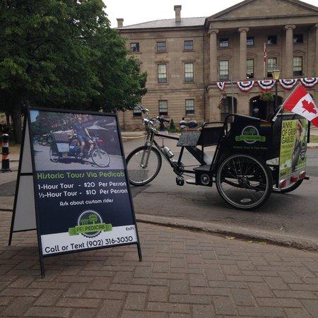 PEI Pedicab - Tours