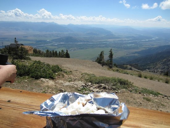 Jackson Hole Aerial Tram: Beautiful Views
