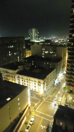 Hotel Nikko San Francisco: view