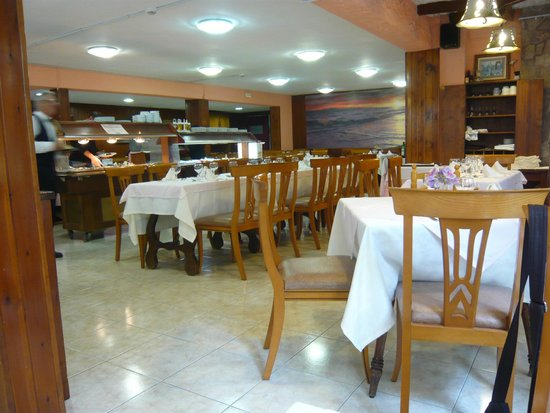 Hotel Mercedes : Buffet (1)