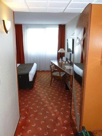 Plaza Site du Futuroscope Hotel: chambre
