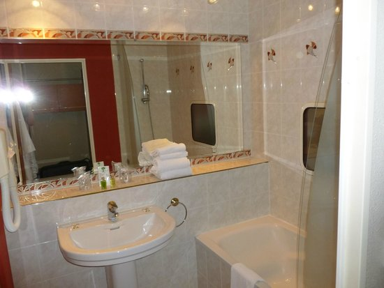 Plaza Site du Futuroscope Hotel: salle de bains