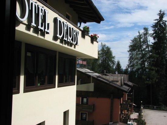 Hotel Derby: HD esterno